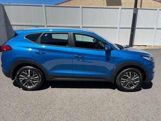2020 Hyundai Tucson TL4 MY20 Active X 2WD Blue 6 Speed Automatic Wagon.