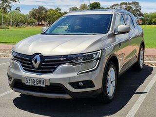 2016 Renault Koleos HZG Zen X-tronic Beige 1 Speed Constant Variable Wagon