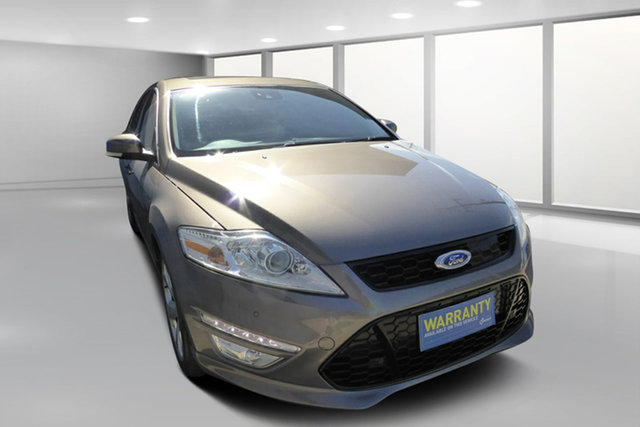 Used Ford Mondeo MC Titanium TDCi West Footscray, 2011 Ford Mondeo MC Titanium TDCi 6 Speed Automatic Hatchback