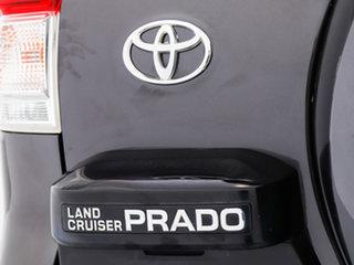 2011 Toyota Landcruiser Prado KDJ150R 11 Upgrade GXL (4x4) Grey 5 Speed Sequential Auto Wagon