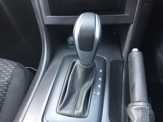 2015 Ford Falcon White Sports Automatic Sedan