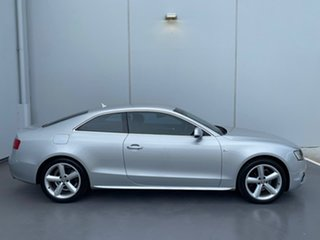 2009 Audi A5 8T MY10 Quattro Silver 6 Speed Sports Automatic Coupe.