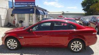 2010 Holden Berlina VE II Red 6 Speed Sports Automatic Sedan.
