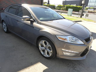 2011 Ford Mondeo MC Titanium TDCi 6 Speed Automatic Hatchback