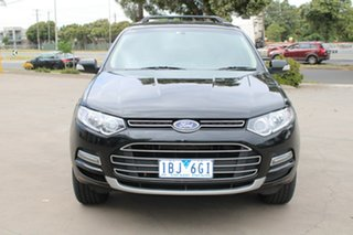2014 Ford Territory SZ Titanium (RWD) Black 6 Speed Automatic Wagon.