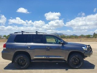 2017 Toyota Landcruiser VDJ200R Sahara Magnetic 6 Speed Sports Automatic Wagon