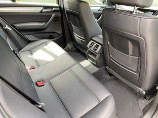 2011 BMW X3 F25 xDrive20d Steptronic Grey 8 Speed Automatic Wagon