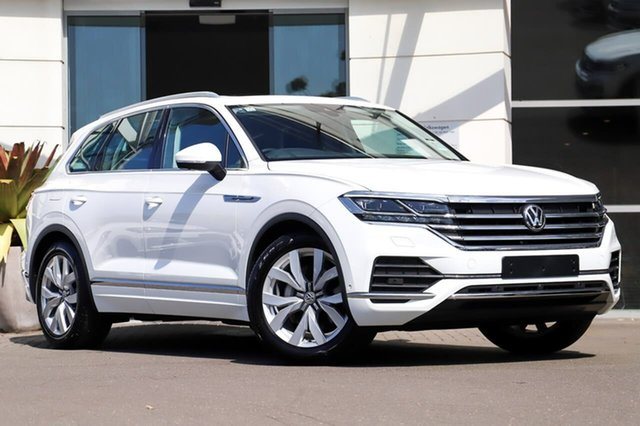 New Volkswagen Touareg Sutherland, Touareg 190TDI Premium 3.0TD 8sp Aut 5dr Wag