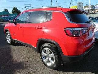 2019 Jeep Compass M6 MY18 Longitude (FWD) Red 6 Speed Automatic Wagon