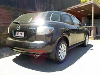 2010 Mazda CX-7 ER10L2 Classic Activematic Black 5 Speed Sports Automatic Wagon.