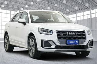 2017 Audi Q2 GA MY17 Sport S Tronic Quattro White 7 Speed Sports Automatic Dual Clutch Wagon.
