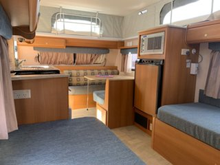 2009 Jayco Discovery Caravan