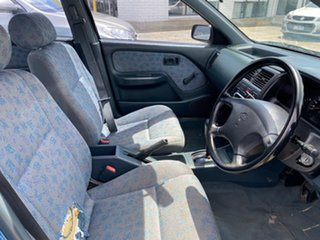 1995 Nissan Pulsar N15 LX Blue 4 Speed Automatic Sedan