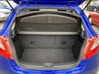 2010 Mazda 2 DE10Y1 Genki Blue 4 Speed Automatic Hatchback