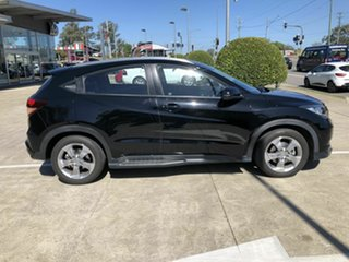 2015 Honda HR-V MY15 VTi-S Black 1 Speed Constant Variable Hatchback.