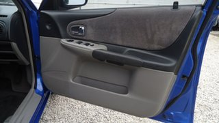 2003 Mazda 323 BJ II-J48 Astina Blue 4 Speed Automatic Hatchback