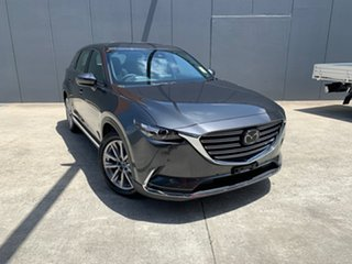 2020 Mazda CX-9 TC GT SKYACTIV-Drive Machine Grey 6 Speed Sports Automatic Wagon.
