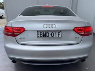 2009 Audi A5 8T MY10 Quattro Silver 6 Speed Sports Automatic Coupe