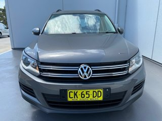 2014 Volkswagen Tiguan 5N MY14 118TSI DSG 2WD Grey 6 Speed Sports Automatic Dual Clutch Wagon.