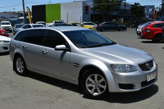 Used Holden Commodore VE II Omega Underwood, 2011 Holden Commodore VE II Omega Silver 6 Speed Automatic Sportswagon