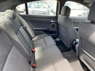 2010 Holden Commodore VE II SV6 Voodoo/black Cloth 6 Speed Manual Sedan