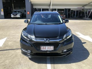 2015 Honda HR-V MY15 VTi-S Black 1 Speed Constant Variable Hatchback.