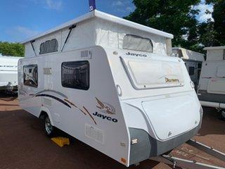 2009 Jayco Discovery Caravan.