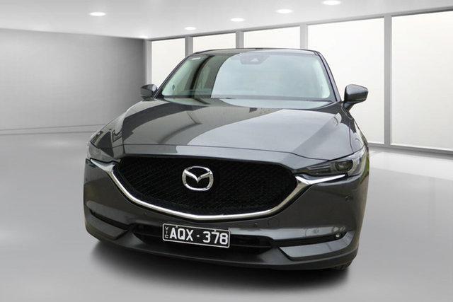 Used Mazda CX-5 KE1032 Grand Touring SKYACTIV-Drive i-ACTIV AWD West Footscray, 2017 Mazda CX-5 KE1032 Grand Touring SKYACTIV-Drive i-ACTIV AWD 6 Speed Sports Automatic Wagon