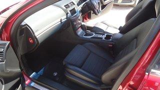 2010 Holden Berlina VE II Red 6 Speed Sports Automatic Sedan