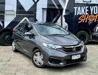 2019 Honda Jazz GF MY20 VTi Charcoal 1 Speed Constant Variable Hatchback.