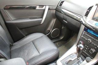 2011 Holden Captiva CG Series II 7 LX (4x4) Blue 6 Speed Automatic Wagon