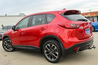 2015 Mazda CX-5 KE1022 Akera SKYACTIV-Drive AWD Red 6 Speed Sports Automatic Wagon