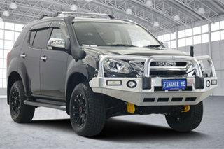 2017 Isuzu MU-X MY17 LS-T Rev-Tronic Black 6 Speed Sports Automatic Wagon.