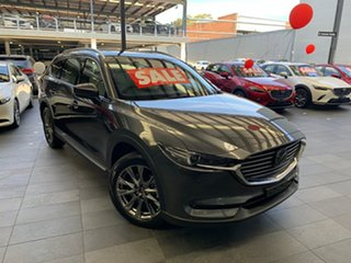 2020 Mazda CX-8 KG2W2A Asaki SKYACTIV-Drive FWD Machine Grey 6 Speed Sports Automatic Wagon.