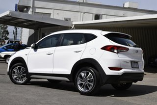 2017 Hyundai Tucson TL MY18 Active X 2WD White 6 Speed Sports Automatic Wagon