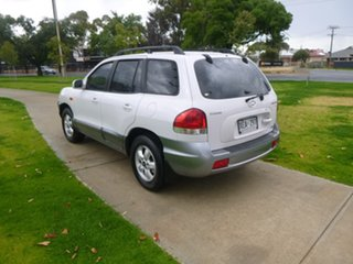 2005 Hyundai Santa Fe SM White Sports Automatic Wagon