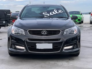2015 Holden Commodore VF MY15 SS V Redline Black 6 Speed Sports Automatic Sedan