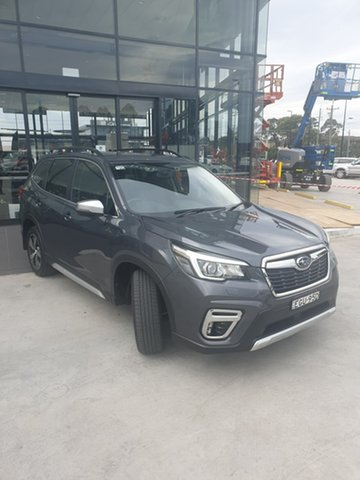 Used Subaru Forester S5 MY20 2.5i-S CVT AWD Liverpool, 2020 Subaru Forester S5 MY20 2.5i-S CVT AWD Grey 7 Speed Constant Variable Wagon