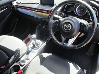 2015 Mazda 2 DL2SA6 Maxx SKYACTIV-MT Grey 6 Speed Manual Sedan