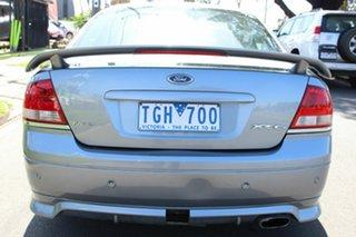 2004 Ford Falcon BA XR6 Silver 4 Speed Sports Automatic Sedan