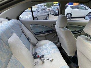2002 Nissan Pulsar N16 ST Silver 4 Speed Automatic Sedan