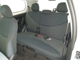 2005 Toyota Echo NCP10R MY03 Blue 4 Speed Automatic Hatchback