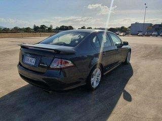2009 Ford Falcon FG XR6 Black 6 Speed Sports Automatic Sedan.