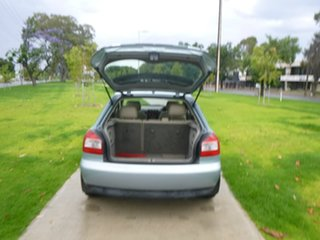 2002 Audi A3 8L Blue Automatic Hatchback