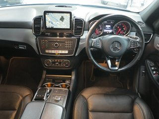 2015 Mercedes-Benz GLE-Class W166 GLE250 d 9G-Tronic 4MATIC Silver 9 Speed Sports Automatic Wagon