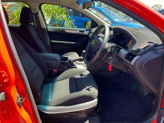 2013 Ford Falcon FG MkII XT Ecoboost Red 6 Speed Sports Automatic Sedan