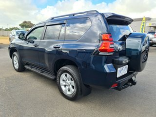 2017 Toyota Landcruiser Prado GDJ150R GXL Blue 6 Speed Sports Automatic Wagon