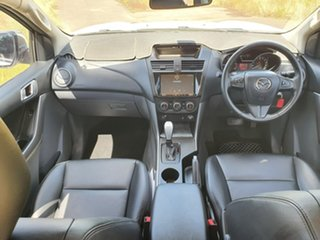 2017 Mazda BT-50 UR XTR Hi-Rider White Sports Automatic Utility