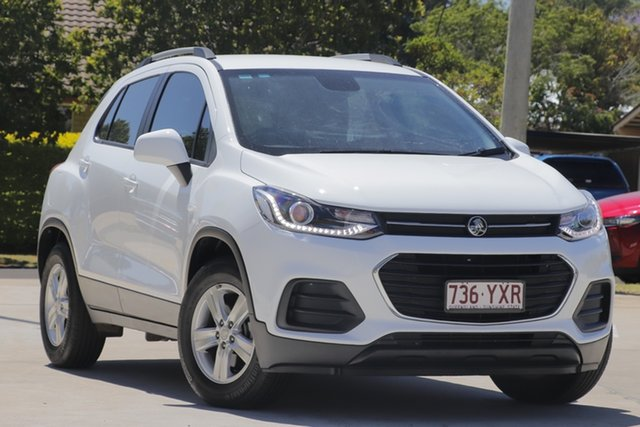 Used Holden Trax TJ MY18 LS Toowoomba, 2017 Holden Trax TJ MY18 LS White 6 Speed Automatic Wagon