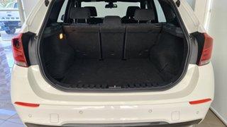 2012 BMW X1 E84 LCI sDrive20i Steptronic White 8 Speed Sports Automatic Wagon